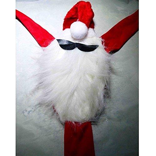 ten Verkleidungen Stecker Santa Mankini Outfit, 1 Set(S) ()