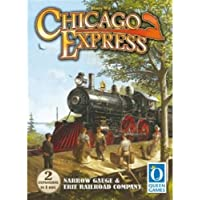 Rio Grande Games Chicago Express Expansion