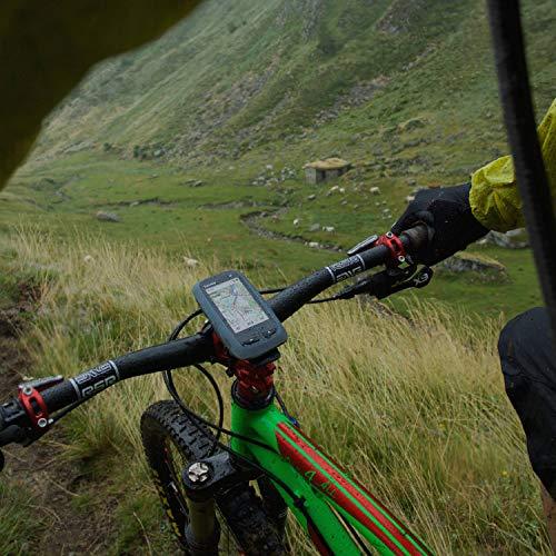 Twonav anima + GPS di Escursione/Bicicletta/Navy Nero