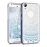 kwmobile Crystal Case Hülle für HTC Desire 628 dual SIM