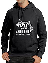 N4176H sudadera con capucha To Beer or not to Beer ...? ! gift