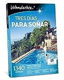 WONDERBOX Caja Regalo -Tres DÍAS para SOÑAR- 1.340 hoteles para Dos Personas