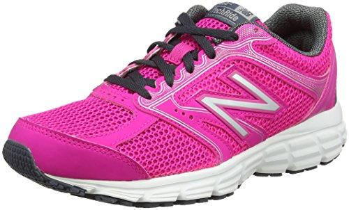New Balance W460V2, Scarpe Running Donna, Rosa (Pink/Grey), 38 EU