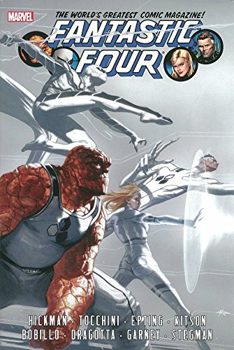 [Fantastic Four: Omnibus Volume 2] (By: Barry Kitson) [published: November, 2014]