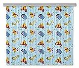 AG Design FCSXL 4346 Tende-Stampa Foto 3D, Tessuto, Multicolore, 18 x 16