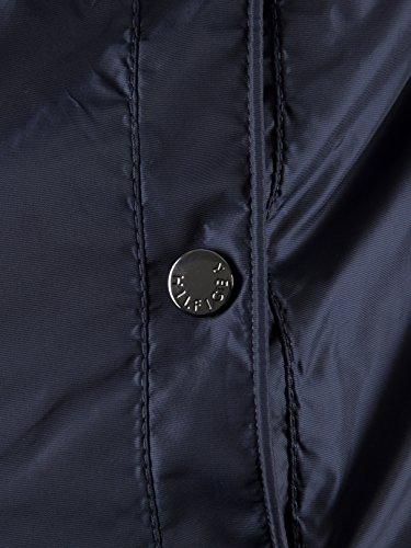 Tommy Hilfiger Herren Eli Logo Bomberjacke, Blau Blau