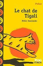 Le chat de Tigali de Didier Daeninckx