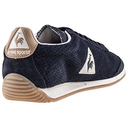 Baskets Le Coq Sportif Quartz Premium Homme Bleu Marine