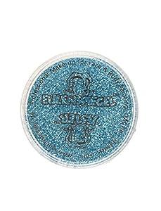 Eulenspiegel- Tatuajes de Brillo, Color Pastel Azul, única (EULC904237)
