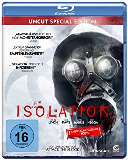Isolation (Uncut Special Edition) [Blu-ray]