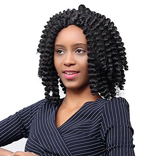 Jamaican Reggae Curly Dreadlocks Wig