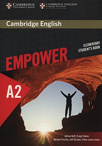 Cambridge English Empower Elementary Student's Book by Adrian Doff (2015-06-29)
