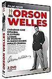 Film Noir Orson Welles: 6 Largometrajes Icónicos [DVD]