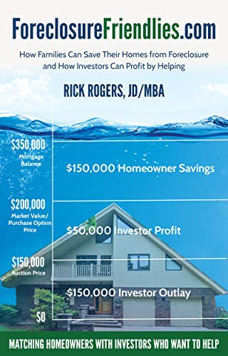 ForeclosureFriendlies.com: How Families Can Save Their Homes from Foreclosure and How Investors Can Profit by Helping (English Edition)