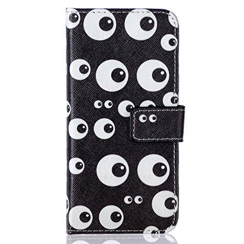 PU Silikon Schutzhülle Handyhülle Painted pc case cover hülle Handy-Fall-Haut Shell Abdeckungen für Smartphone Apple iPhone 6 6S (4.7 Zoll)+Staubstecker (P10) 2