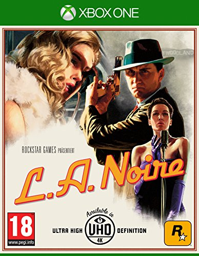 L.A. Noire - [AT-PEGI] - [Xbox One]