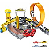 Track Racing Game Set Assembled Speed Race - Best Reviews Guide