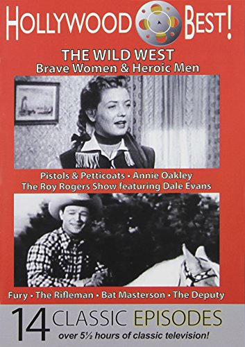 Hollywood Best Wild West: Roy Rogers Annie Oakley [DVD] [Region 1] [NTSC] [US Import]