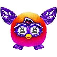 Furby Furblings Criatura Especial Característica Juguete De Peluche Suave (Naranja/Rosa)