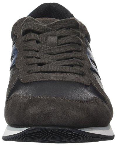 Geox Herren U Vinto C Sneaker Blau (Mud/Blue)