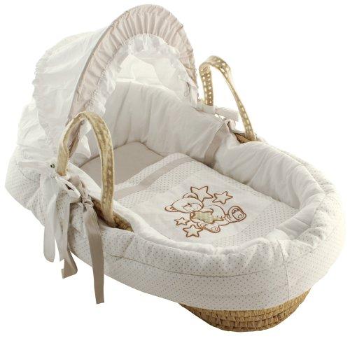 Pali Babykorb komplett ausgestattet Traumstern