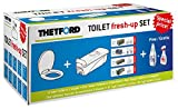 Thetford 4259262 - Set toilette da campeggio Fresh-up per C-250