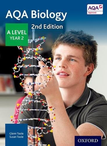 AQA Biology A Level Year 2 Student Book for sale  Delivered anywhere in UK