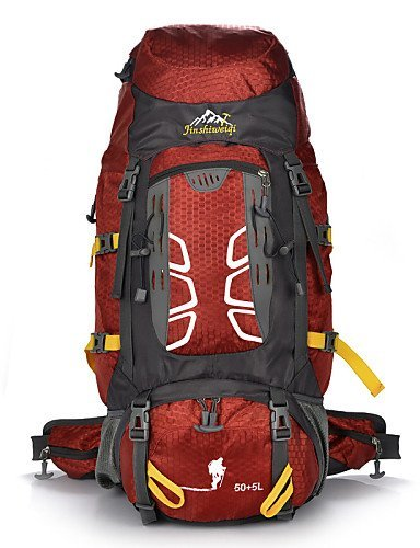 GXS Professional Outdoor Sport Reiten Camping wasserabweisend Multifunktions Schultern Bergsteigen Taschen - Armeegrün