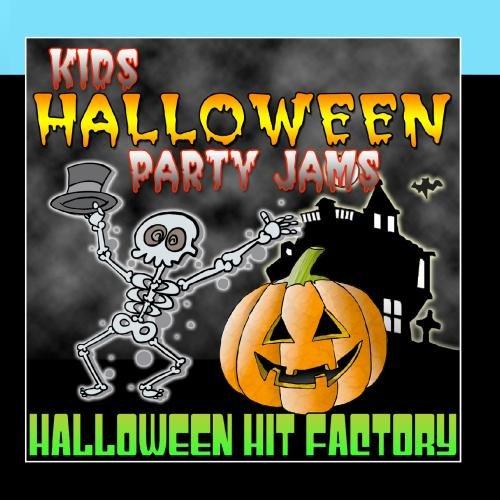 Kids Halloween Party Jams (Factory Halloween Jam)