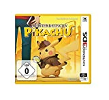 Meisterdetektiv Pikachu - Nintendo 3DS [Importación alemana]