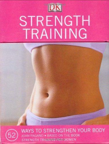 Strength Training Deck (DK Decks) by Joan Pagano (23-Oct-2006) Cards