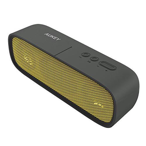 AUKEY Altavoz Portátil Bluetooth 4.1 Micrófono Incorporado Función AUX 6W Driver &...
