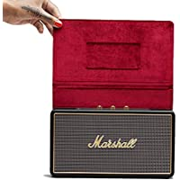 Marshall Stockwell Enceinte Bluetooth Portable avec Etui Multifonctions - Noir
