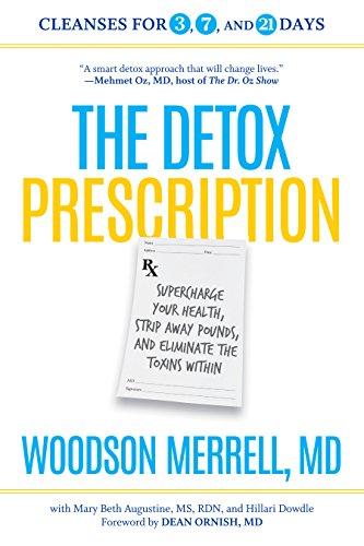 The Detox Prescription: Supercharge Your Health, Strip Away
