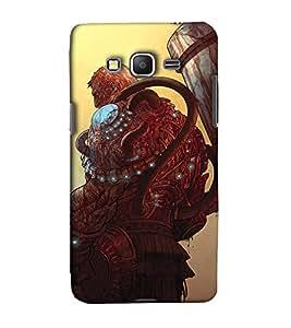 EagleHawk Designer 3D Printed Back Cover for Samsung Galaxy Grand Core Prime - D669 :: Perfect Fit Designer Hard Case