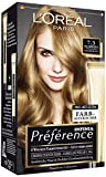 L'Oréal Paris Préférence Coloration Caramelblond 7.3, 3er Pack (3 x 1 Colorationsset)