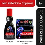 Dr Ortho Combo of Pain Relief Oil and Capsules