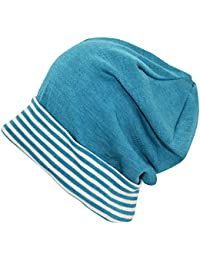 PICKAPOOH Mütze Luca aus Bio-Wolle/Seide