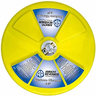 annovi REVERBERI ar-rotary1435,6cm Rotary Oberfläche von, schwere, gelb