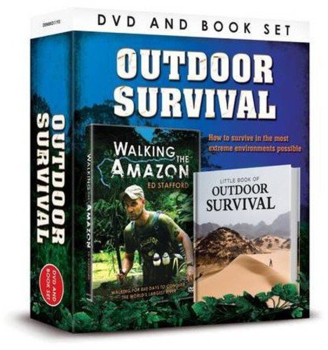 Outdoor Survival (Portrait Dvdbook Gift Set)