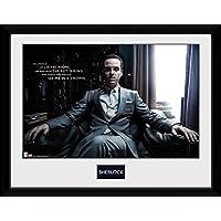GB Eye Ltd, Sherlock, Moriarty Chair, Fotografia Enmarcada, 40 x 30 cm