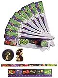 12 x Packungen Schreibset Design Dinosaurier Kinder Schule Briefpapier Set.4