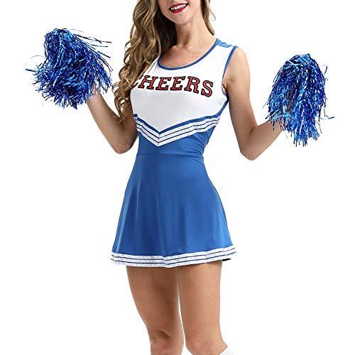 Zoom IMG-2 uirend sport cheerleading costumi adulti