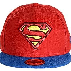 New Era Reverse Hero 2 Gorra 6 7/8 superman