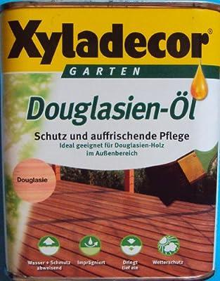 Xyladecor Douglasien-Öl, Farbton Douglasie, 750 ml von AkzoNobel auf TapetenShop
