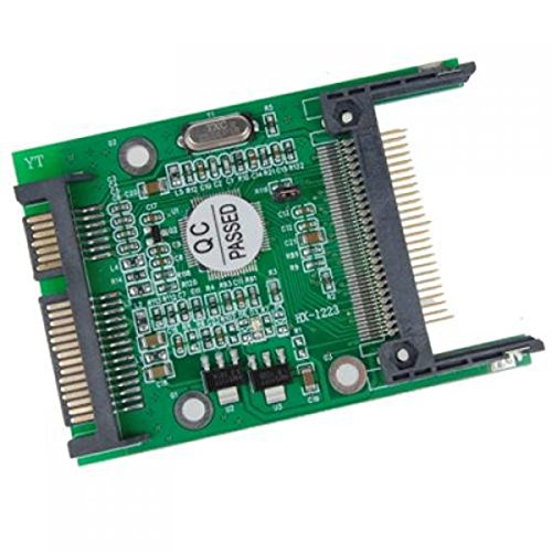Ata-flash-speicherkarte (SODIAL (R) Compact Flash zu SATA Serial ATA Adapter Konverter)