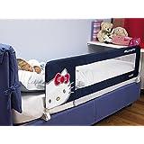Barandilla portátil para la cama Brevi Sponda letto - Hello Kitty 150 cm blu