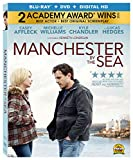 Manchester by the Sea [Blu-ray] [Import anglais]