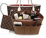 Best Louis Vuitton Bags - Danslove Felt Insert Fabric Purse Organizer Bag, Bag Review