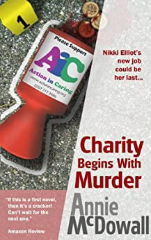 Charity Begins with Murder by [McDowall, Annie]